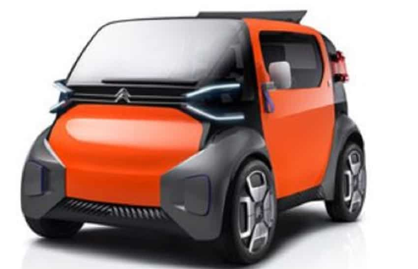 Citroen Ami One Concept:
