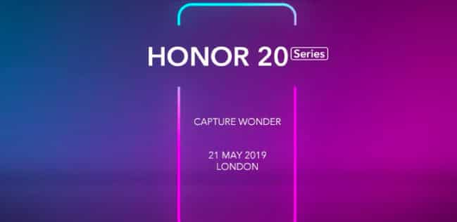 Honor 20 and Honor 20 Pro: