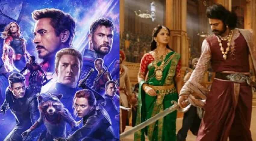 Avengers: Endgame Vs Baahubali: