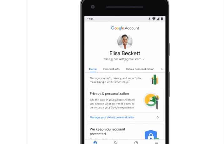 2. Google new privacy controls: