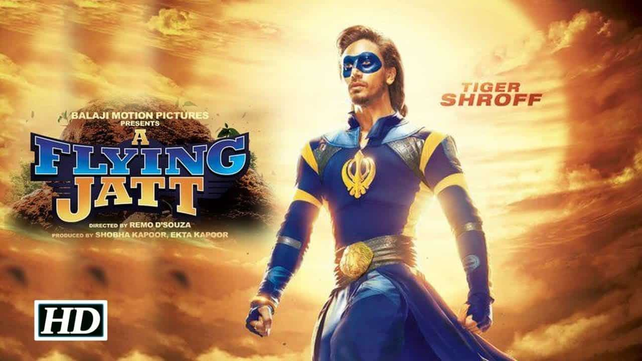 3. A Flying Jatt
