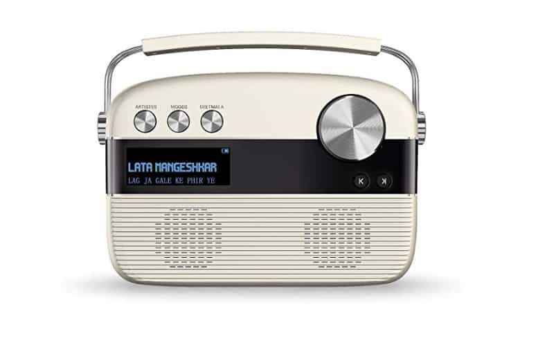 Saregama Carvaan Hindi SKU-R20008 Portable Digital Music Player: