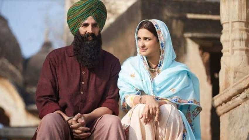 Kesari opening day collection: