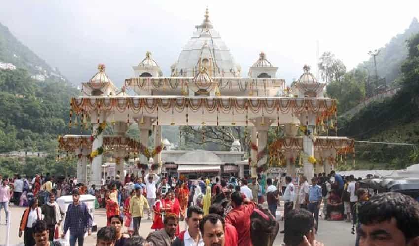 IRCTC Mata Vaishnodevi Darshan package: