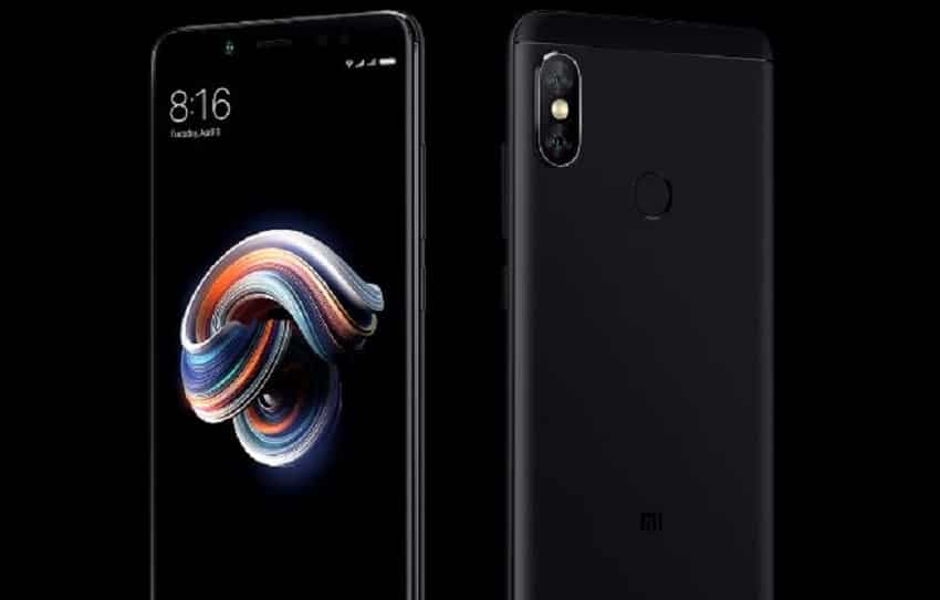 5. Redmi Note 5 Pro: Save up to Rs 5,000
