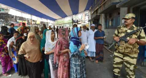 Live Updates Jammu And Kashmir Exit Poll Results 2019
