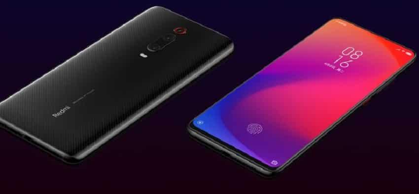 Xiaomi Redmi K20 Pro display