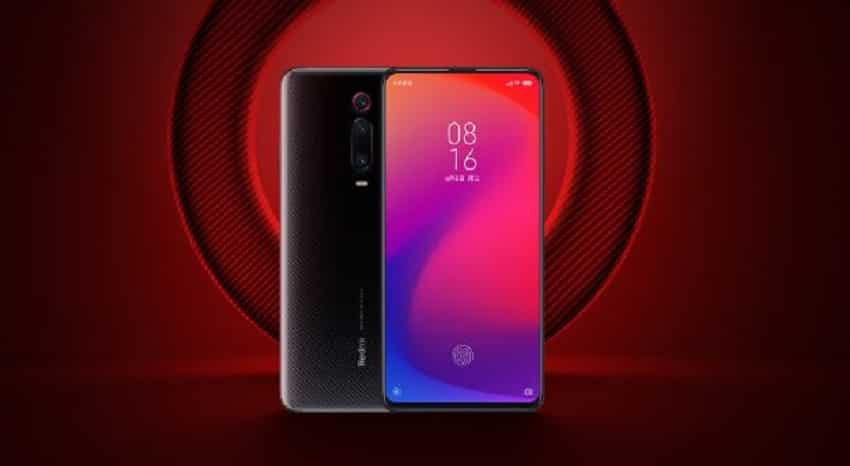 Xiaomi Redmi K20 camera