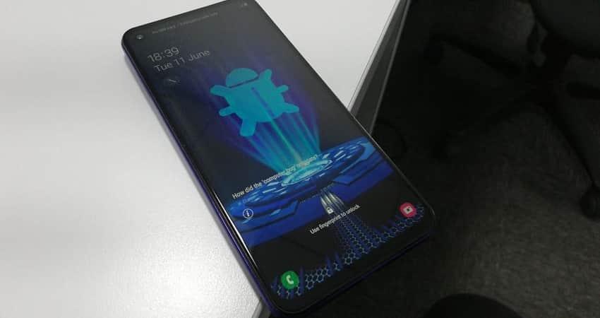 Samsung Galaxy M40 performance