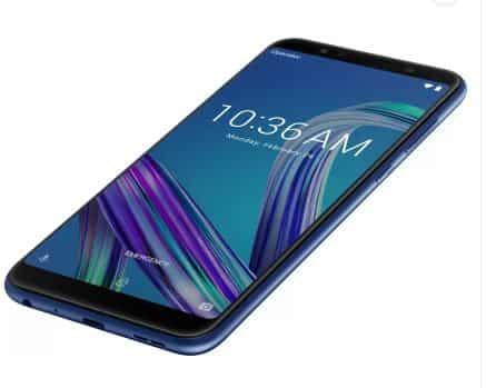 Asus zenphone Max pro 1