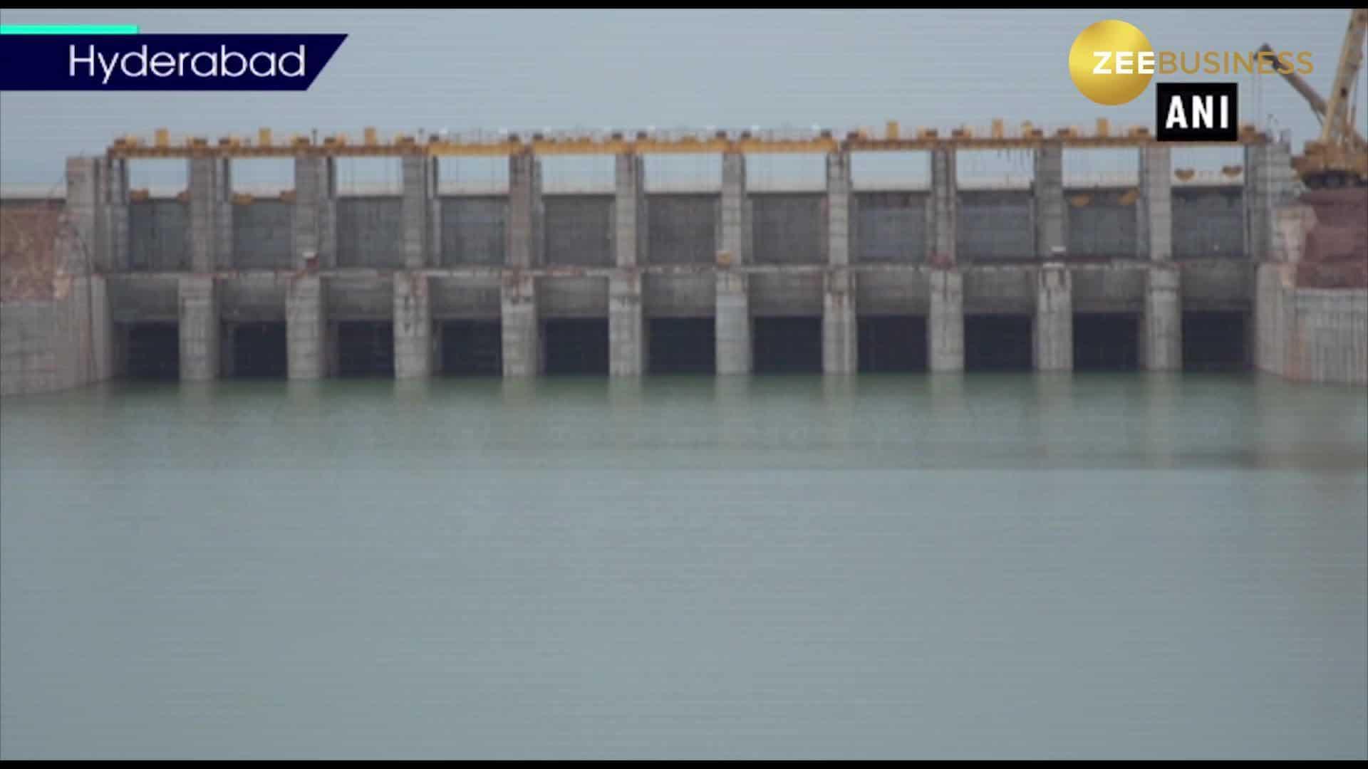 kaleshwaram project to be inaugurated on june 21  india