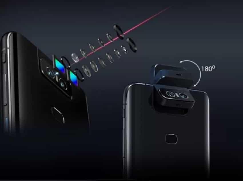 Asus 6Z camera
