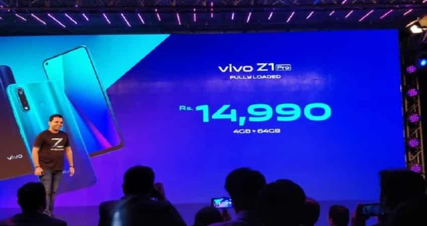 Vivo Z1Pro price