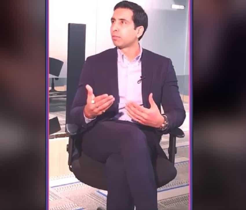 Vikram Kumar,  CEO - Letstrack