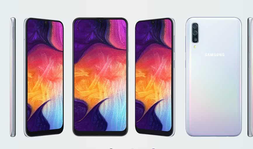 Samsung A50: