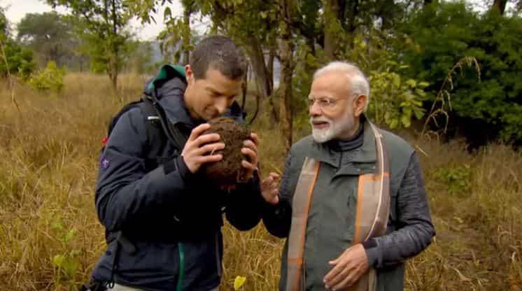 Opportunity to showcase India's rich environmental heritage: Modi
