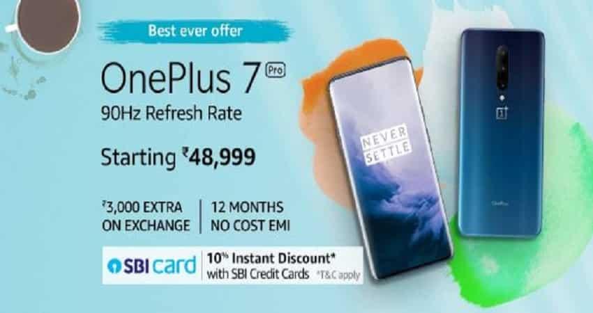 1. OnePlus 7 Pro