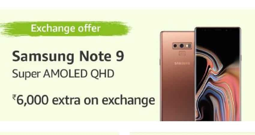 4. Samsung Galaxy Note 9