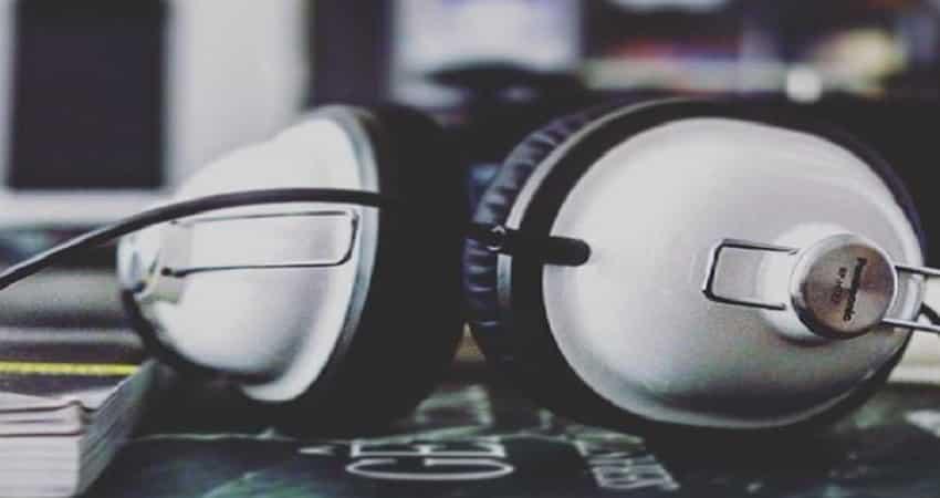 3. Panasonic's Retro Style headphones
