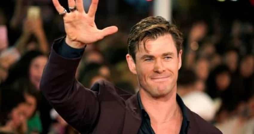 2. Chris Hemsworth
