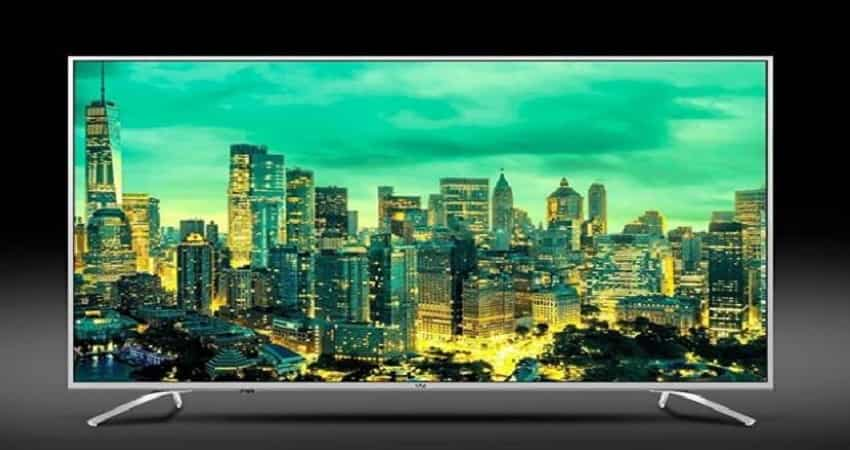 4. VU 50BU116 50 inch LED 4K TV (Rs 33,999)