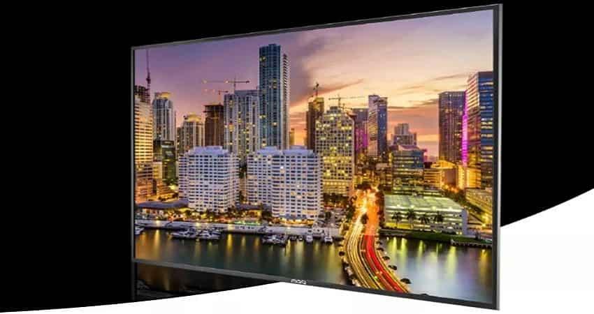 5. MarQ by Flipkart 55 inch Ultra HD (4K) LED Smart TV (Rs 32,999)