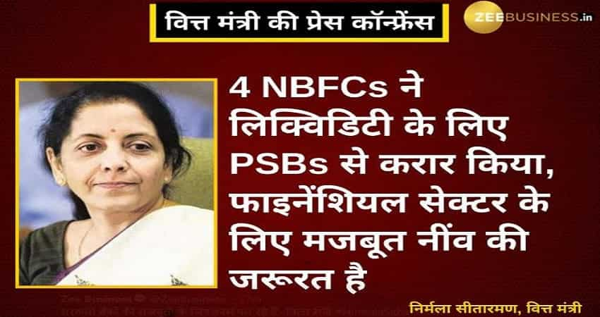 6. our NBFCs have joined hands with PSBs for liquidity pusrposes