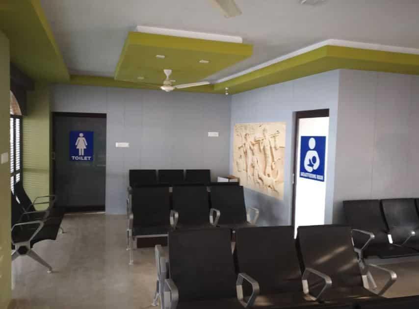 Indian Railways Agartala station