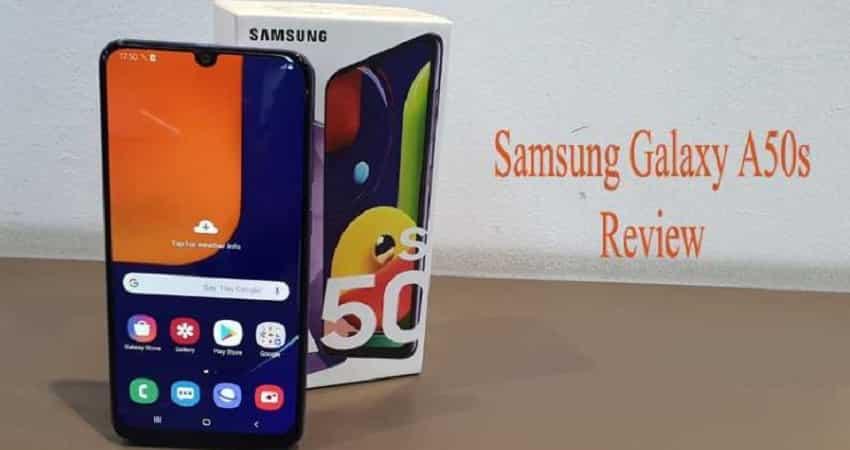 5. Samsung Galaxy A50s