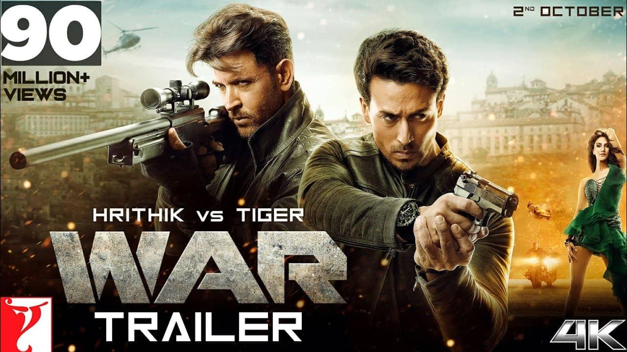 War Full Movie Hd Leaked Online Tamilrockers Shocks Film -5398
