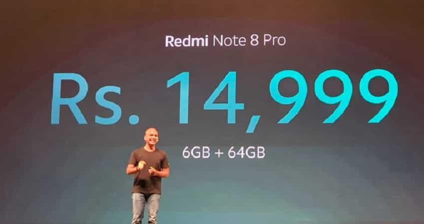 Redmi Note 8 Pro sale