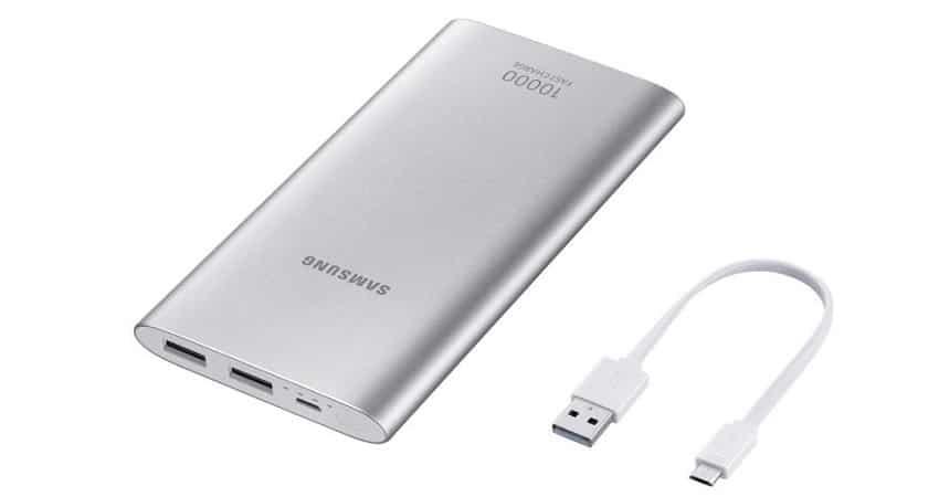 7. Samsung power bank