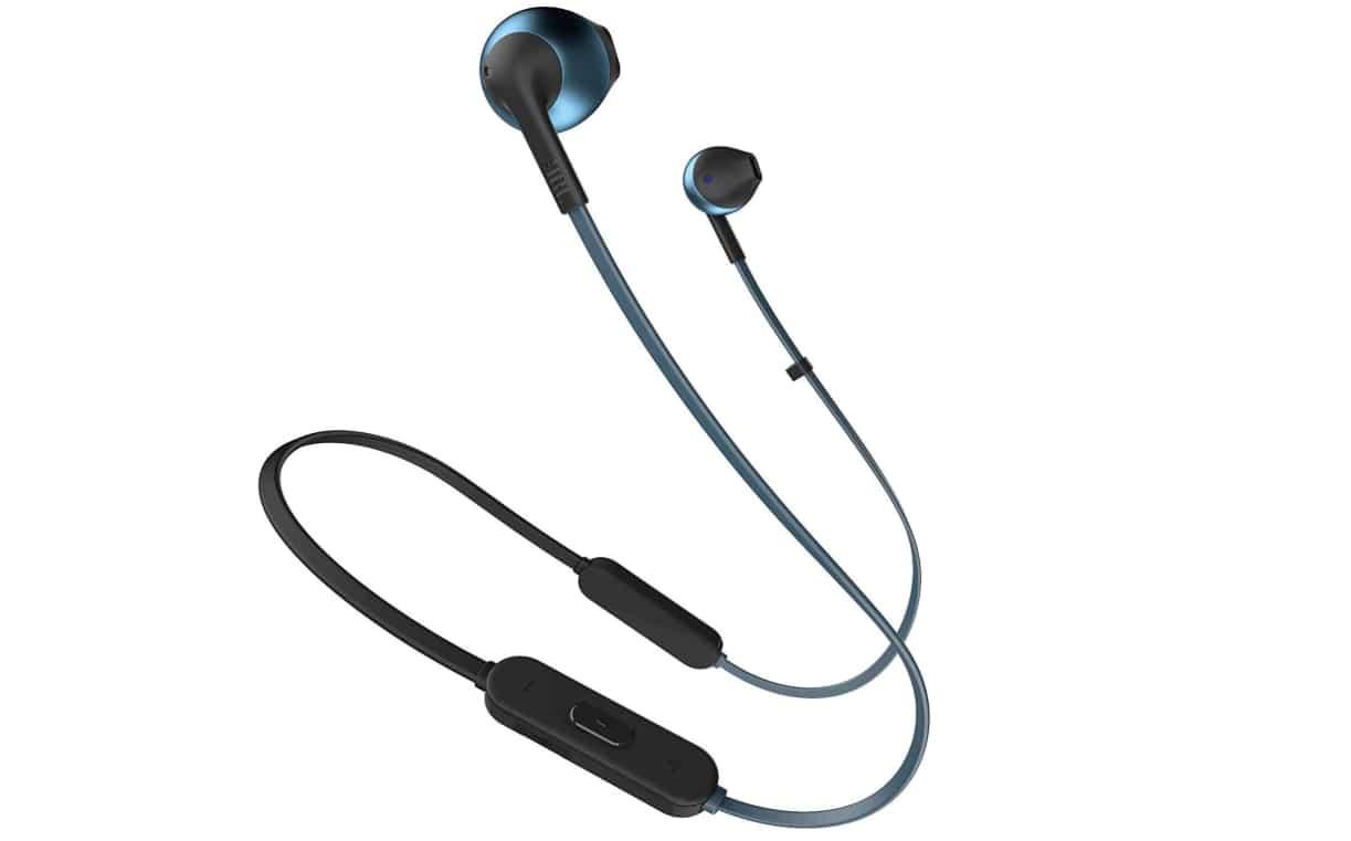 JBL T205BT Wireless Earphones: