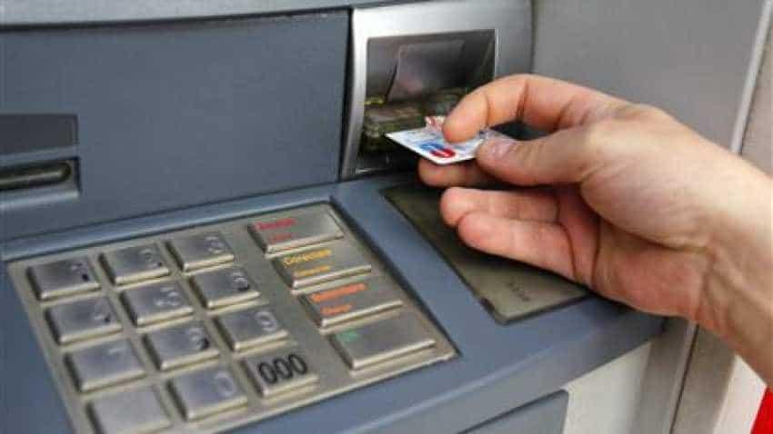 SBI ATM Cash Withdrawal