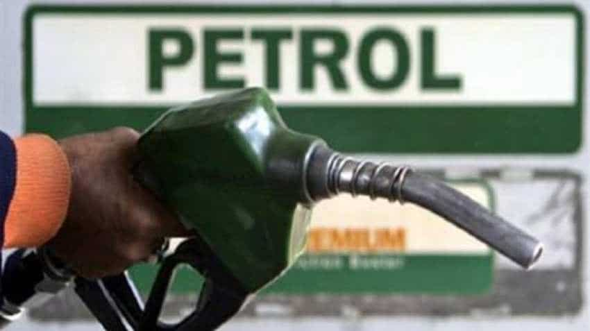 Petrol price in Kolkata