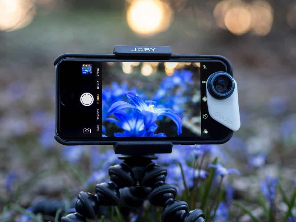 Video camera:
