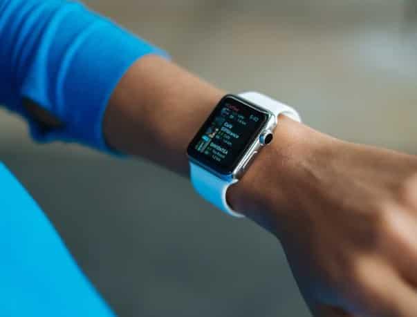 Digital wrist watch: