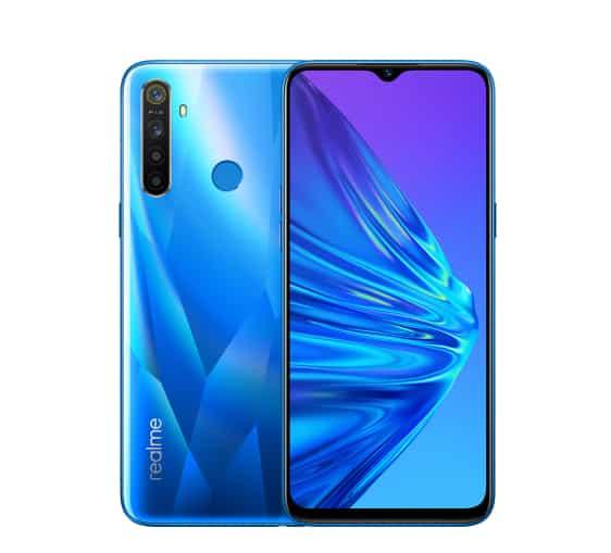 Realme 5i smartphone