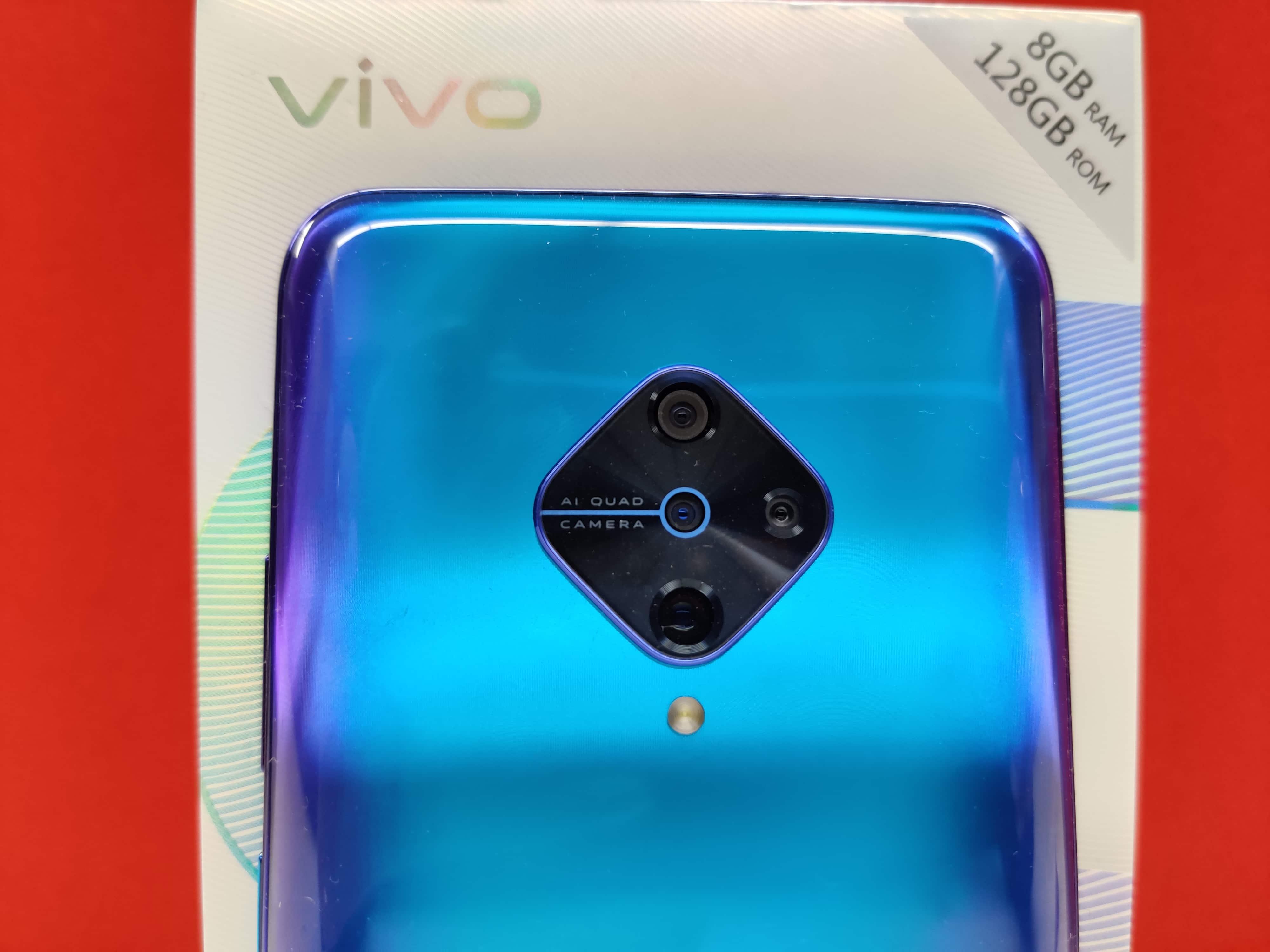 Vivo S1 Pro Rear Camera