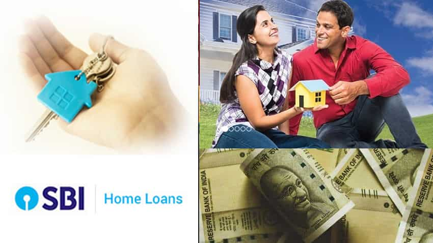 sbi home loan online check