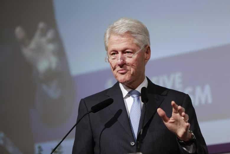 David Eisenhower (1959) and Bill Clinton (2000)