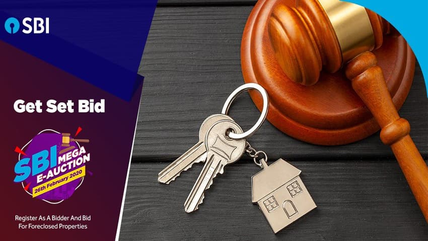 SBI Mega E-Auction: Residential, commercial properties up for grabs – How to bid and other important details