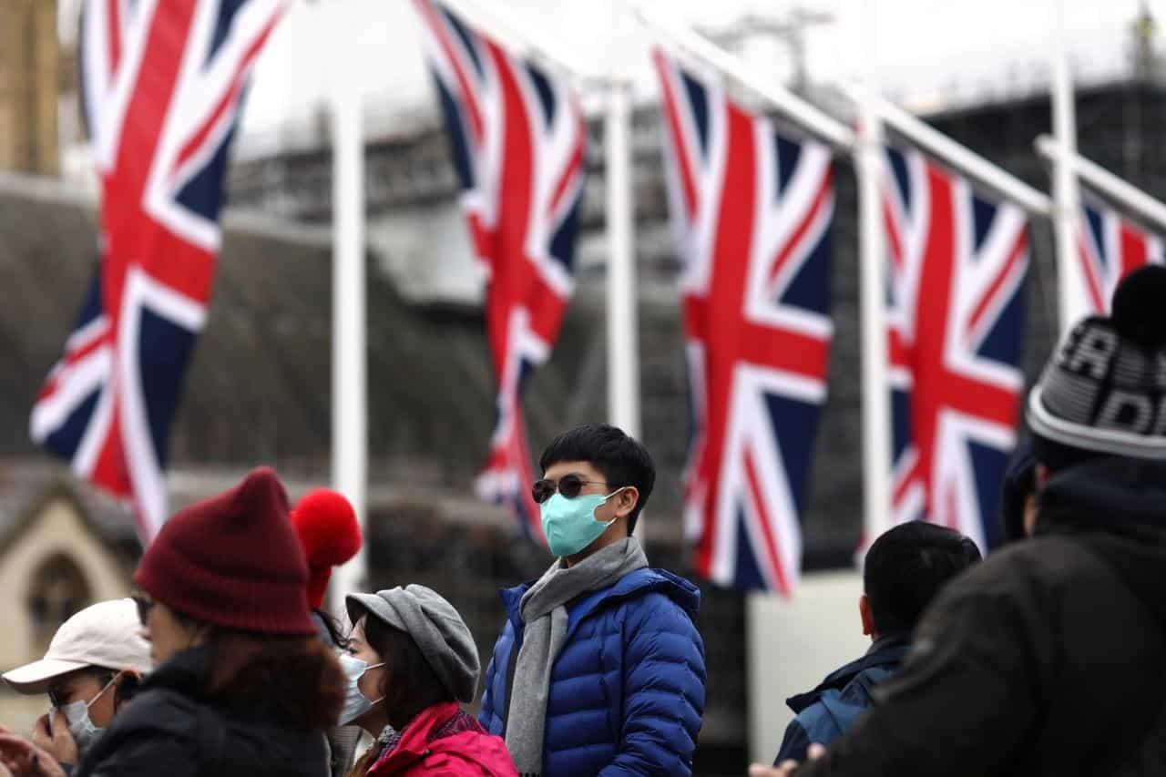 Coronavirus: Britain