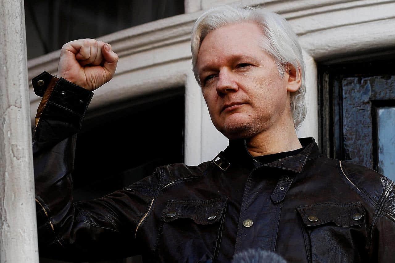 Julian Assange: US Air strike video leak