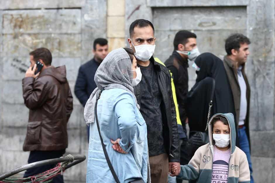 Iran Cases