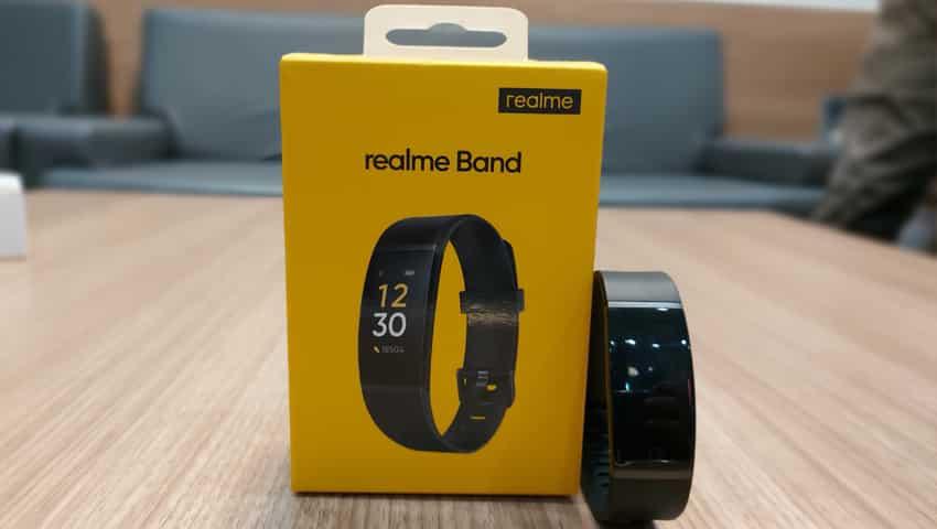 Realme Band Other details