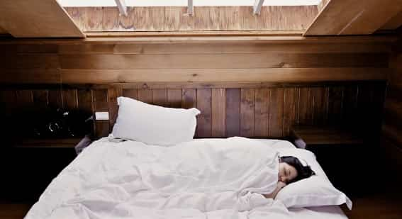 7. Sleep Well to Achieve Results Faster
