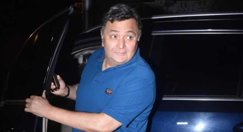Rishi Kapoor Illness
