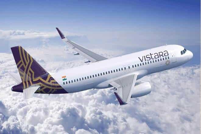 International flight services: