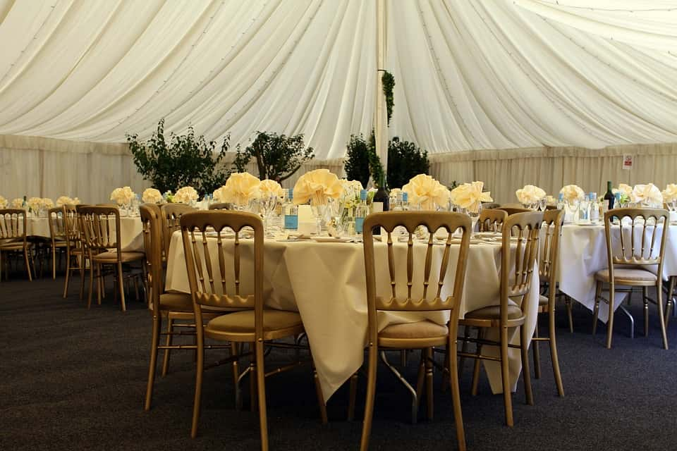 Scaled Down Weddings With A Focus On Guest Experience